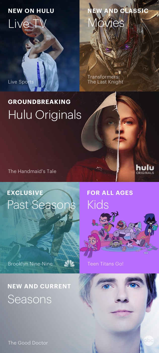 top rated new movies on hulu
